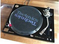 Technics SL 1210 MK5G Turntable + Catridge + Slipmat