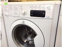 INDESIT - White , 7KG + 5KG , 1400, Digital WASHER DRYER + 3 Months Guarantee + FREE LOCAL DELIVERY