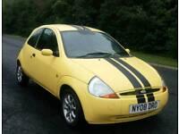 2008 Ford Ka 1.3 petrol,Zetec climate,12 Months mot, cheap to run and insurance