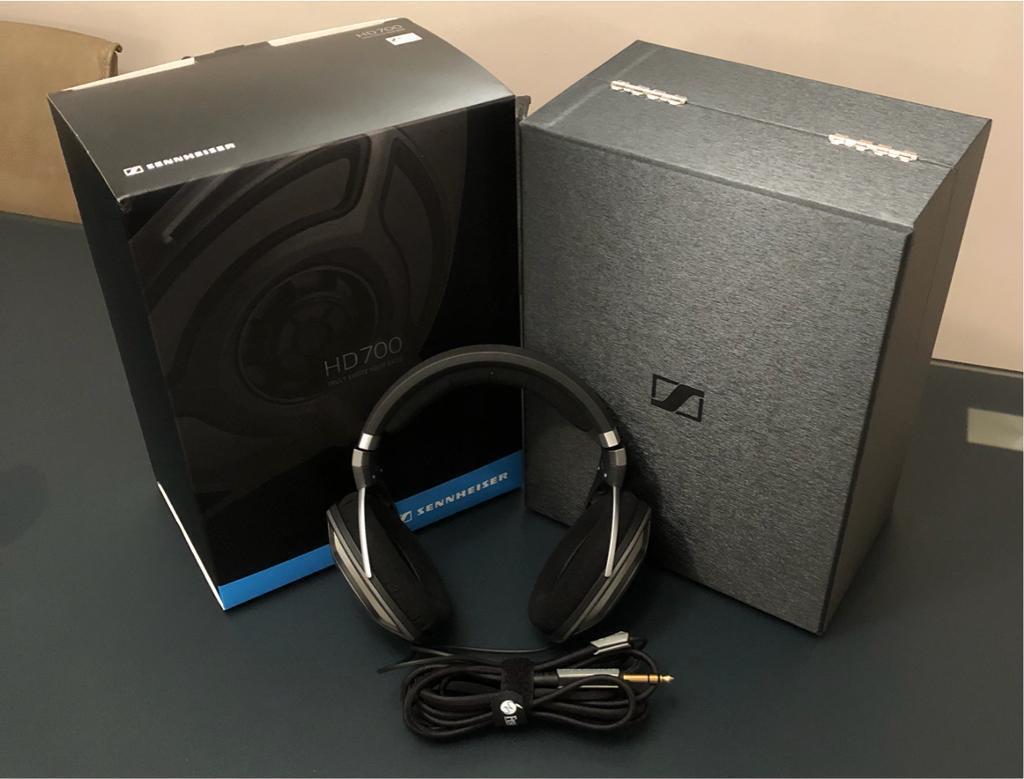 Sennheiser HD 700 Headphones - As New Condition