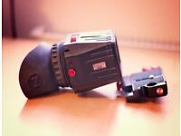 Zacuto viewfinder suitable for Canon 5d3 Dslr camera