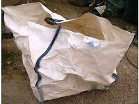 FREE Dumpy Bulk bags various uses. FREE.
