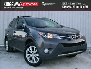 2013 Toyota RAV4 AWD Limited Edition
