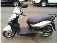 SYM symply AV 50cc scooter moped 2014