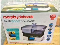 MORPHY RICHARDS ITELLI STEAM COMPACT