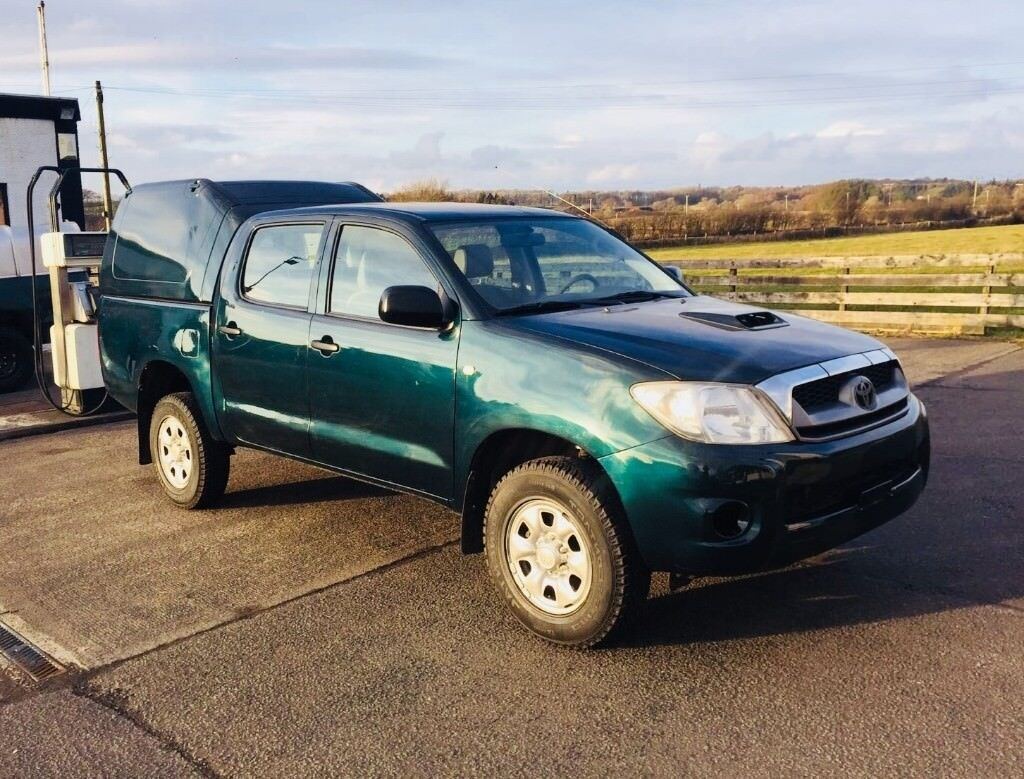 60 Toyota HiLux HL2 Double Cab Pick Up & 60 Toyota HiLux HL2 Double Cab Pick Up | in Kilmaurs East Ayrshire ...