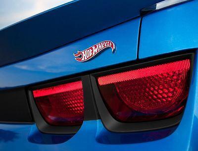 Camaro Hot Wheels Edition Decklid Emblem NEW OEM GM