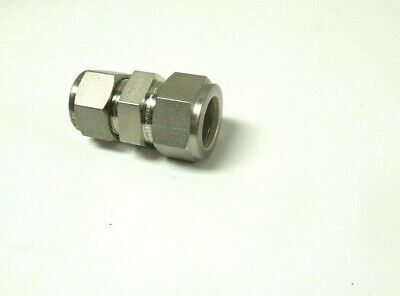 Details about  /NEW Swagelok 316 SJM Stainless Steel Fitting  *FREE SHIPPING*