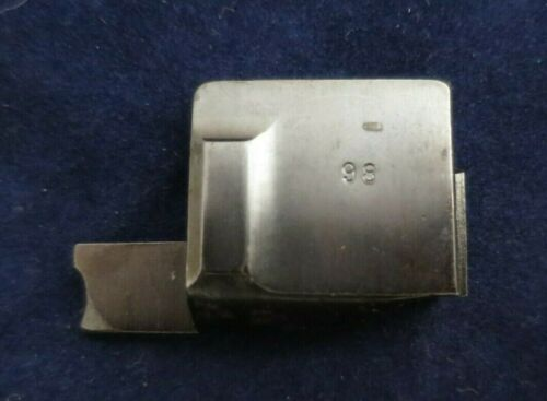 Luger side plate 1906-1945