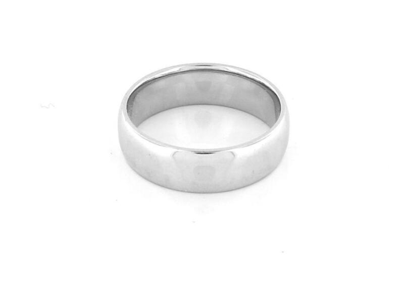 Mens Platinum Wedding Rings