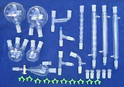 Brand New Laboratory Glassware Kit With Joint Size 2440