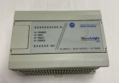 Allen Bradley 1761-l16bwa Ser E Frn 1.0 Micrologix 1000 Controller Processor