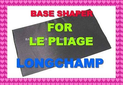 Black Nylon Base shaper for LongChamp Lepliage Long Handle Bag