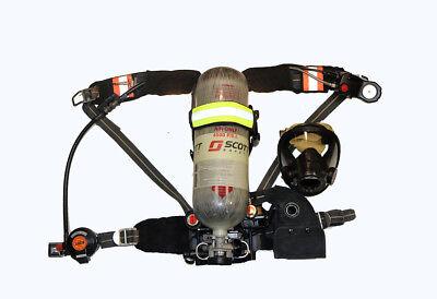 Scott Safety 4.5 Nxg7 4500 Psi 2007 Nfpa 45 Min. Cyl. Av3000 Mask
