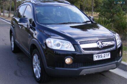 2010 Holden Captiva LX auto, Luxury 7 seater  St Marys Penrith Area Preview