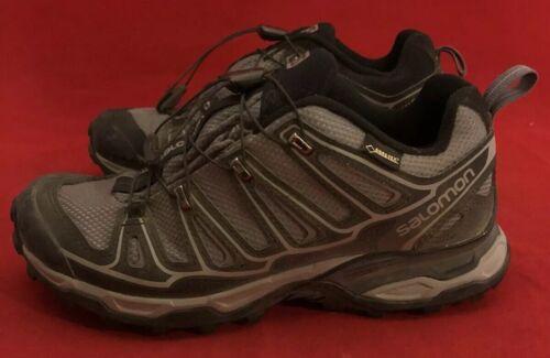 Salomon X Ultra Contagrip Trail Hiking Trek Gortex Shoes Men