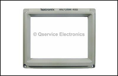 1 Pc Tektronix 426-1765-02 Crt Bezel For 2235 An-usm488 Series Oscilloscopes