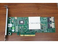 Dell Raid controller card 0HV52W  MODEL UCSA-801