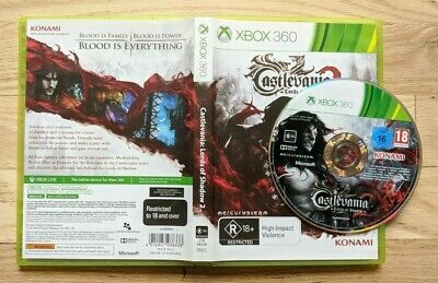 Castlevania Lords of Shadow 2 Xbox 360 - PAL Version for sale  Shipping to India