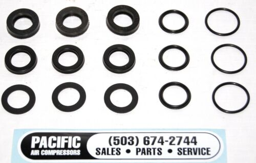 COMET 5019006400 PUMP PISTON PACKING WATER SEAL KIT FOR ZWD & ZWDK SERIES PUMPS