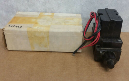 Parker SS50005001 Pneumatic Valve