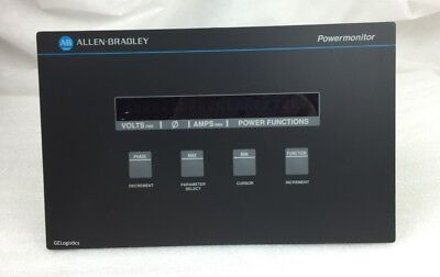 Rockwell Automation 1400-pd11a Powermonitor Display Module
