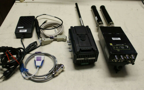 RF CENTRAL 58microLite HD 5.8 GHz COFDM wireless Transmission Kit up to 10,500