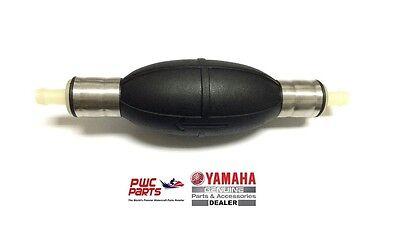 YAMAHA OEM Primer Bulb 6AW-24360-01-00 F250 F300 F350 4.2L Outboard Models