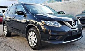 2016 Nissan Rogue AWD Unlimited km WARRANTY!