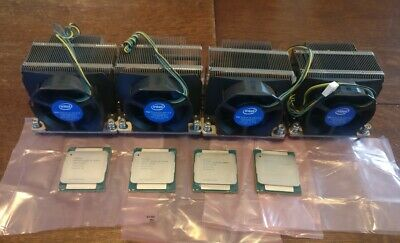 Intel Xeon E5-2630 v3, 8x 2.40GHz