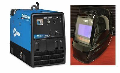 Miller Trailblazer 325 Engine Drive Weldergenerator W Electric Fuel Pump