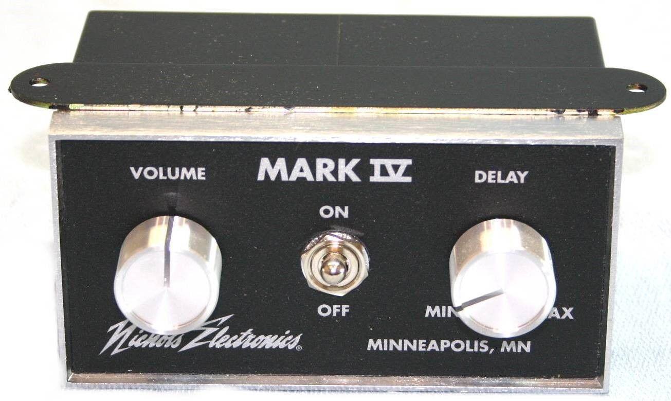 ICE CREAM TRUCK  VAN  MARK IV MUSIC BOX