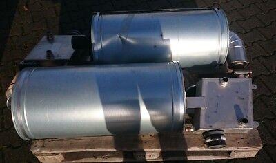 Kondensationswärmetauscher für BHKW 7-20KW + Schaldämpfer