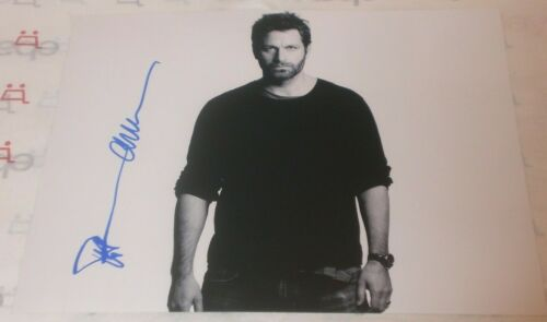 PETER HERMANN SIGNED SEXY SERIOUS RUGGED HUNK 8X10 PHOTO AUTOGRAPH COA YOUNGER