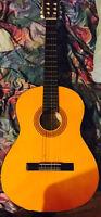 classical guitar (Hondo)