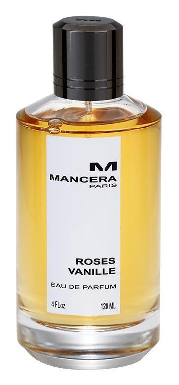 4 Eau 120 Roses Oz De Mancera Spray Unisex Vanille Ml Parfum Perfume sdxhrCQt