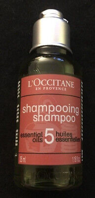 L'Occitane Shampooing Shampoo for DRY DAMAGED Hair Repair Strengthen 35ml NeW ()