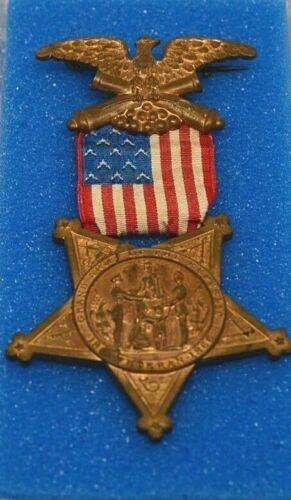GAR Medal  - Serial #V3337