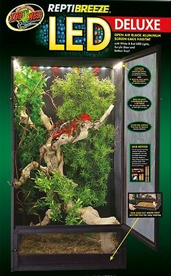 Zoo Med ReptiBreeze LED Deluxe XL 24