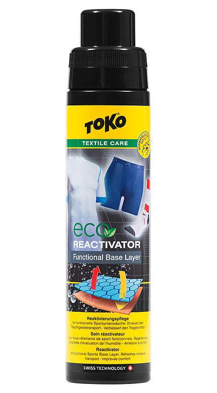 Toko CareLine Eco Functional Reaktivator - Pflegemittel für die 1. & 2. Schicht