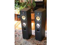 B&w Bower & wilkins dm603s3 dm600 s3 lcr60 s3 5 channel set