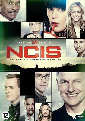 DVD -  NCIS -  SEIZOEN  /  SAISON  /  SEASON  15   (NIEUW / NEW / SEALED)