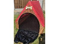 2 Man Dog House Tent