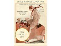 Little Vintage Lover Fair