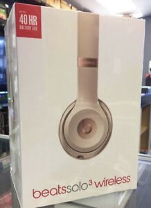 Brand New Beats solo 3 wireless headphones