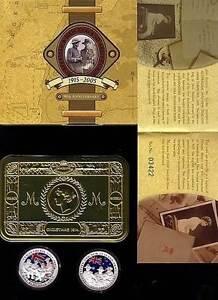 2005-90th Anniv.ANZAC-GALLIPOLI-$1 Silver Proof Coloured Coin Set Wembley Cambridge Area Preview
