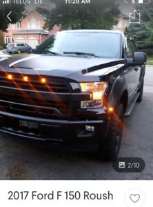 2017 Ford F-150 roush Loaded