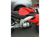 Gilera sc 125 cc 2008