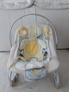 FOR SALE - Bright Starts Duck Baby Chair - $xx