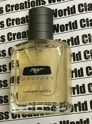 3 X MUSTANG FOR MEN BY FORD MOTOR CO - 1.0 OZ/30 ML EACH COLOGNE SPRAY- - RARE
